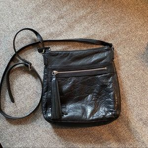 Margot NY leather crossbody